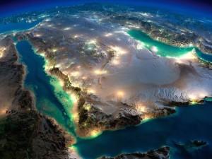 Uzaydan çekilen muhteşem dünya fotoğrafları