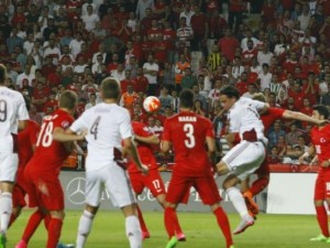 Türkiye-Letonya