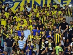 Kasımpaşa - Fenerbahçe maçı