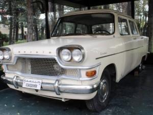 Türkiye'nin ilk yerli otomobili 54 yaşında