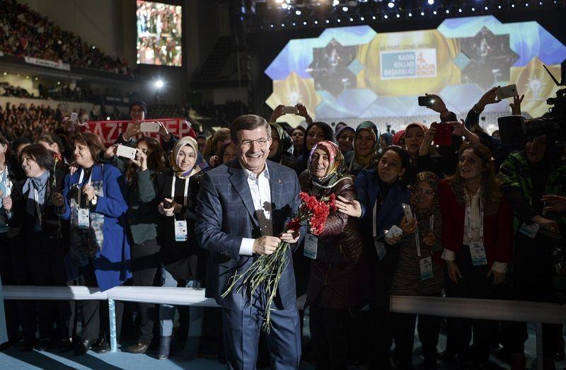 AK Parti kadın kolları 4. olağan kongresi 1