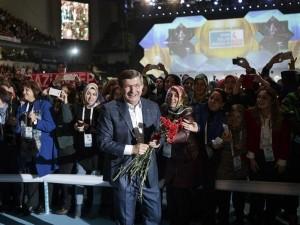 AK Parti kadın kolları 4. olağan kongresi
