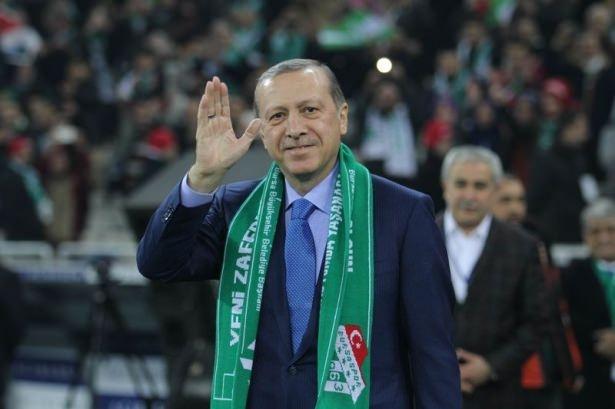 Santrayı Erdoğan yaptı, ilk golü o attı 17