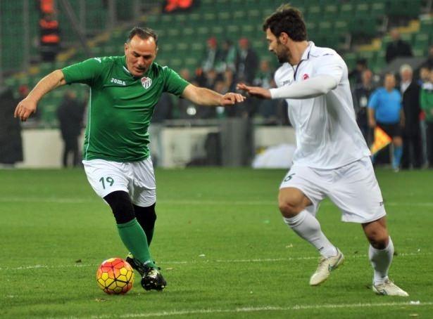Santrayı Erdoğan yaptı, ilk golü o attı 2