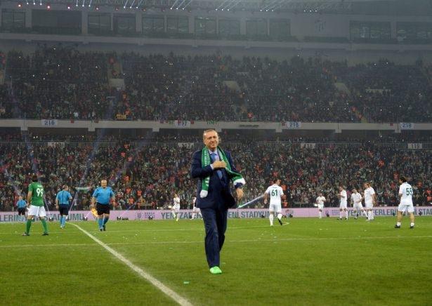 Santrayı Erdoğan yaptı, ilk golü o attı 20