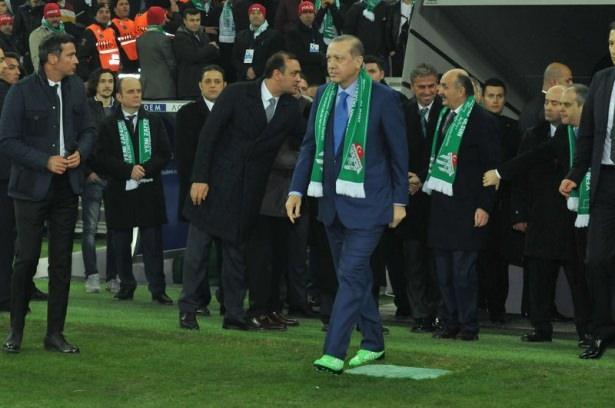 Santrayı Erdoğan yaptı, ilk golü o attı 28