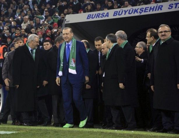 Santrayı Erdoğan yaptı, ilk golü o attı 31