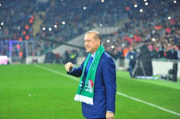 Santrayı Erdoğan yaptı, ilk golü o attı 43