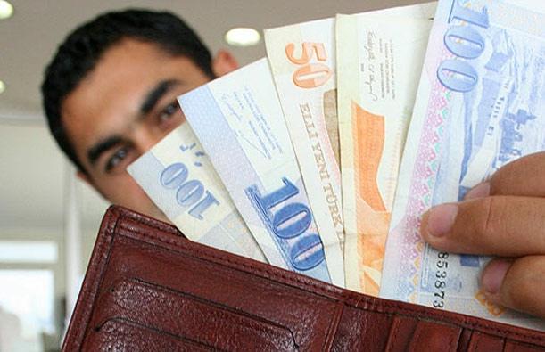 Memur maaşlarından kesilen vergiler 1