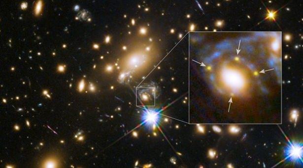 'Süpernova' görüntülendi 2