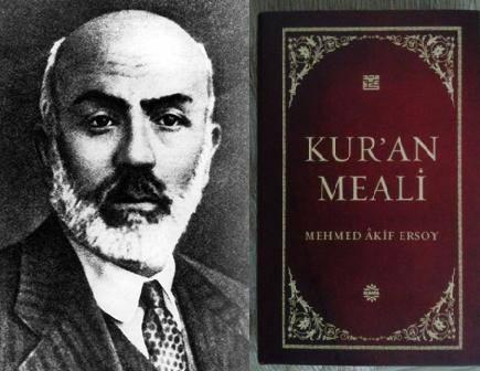 Mehmet Akif Ersoy'un vefatının yıl dönümü 13