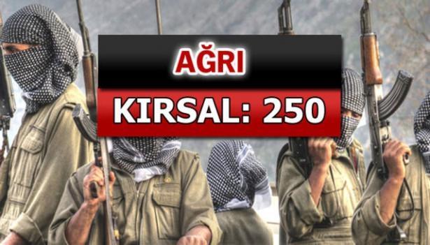 İşte PKK'lı hainlerin il il dağılımı 10