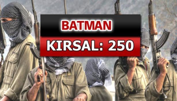 İşte PKK'lı hainlerin il il dağılımı 13