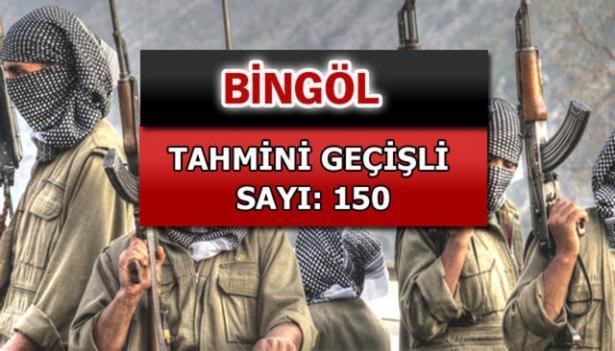 İşte PKK'lı hainlerin il il dağılımı 17
