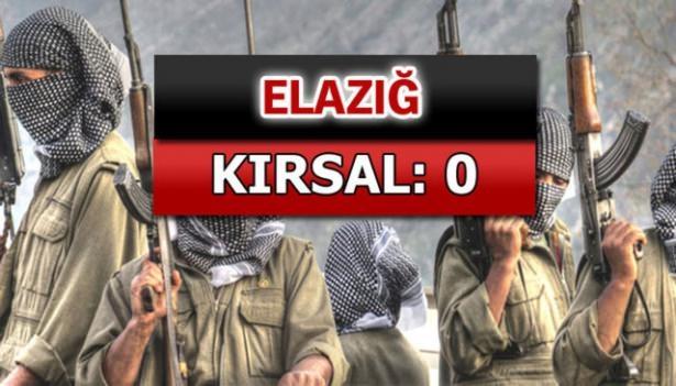 İşte PKK'lı hainlerin il il dağılımı 25