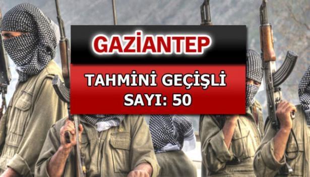 İşte PKK'lı hainlerin il il dağılımı 35