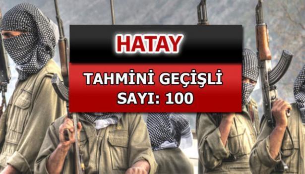 İşte PKK'lı hainlerin il il dağılımı 41