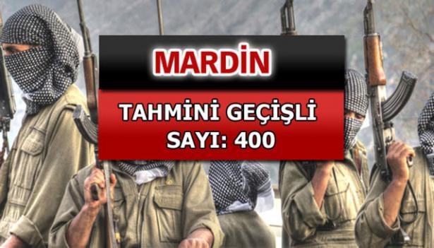 İşte PKK'lı hainlerin il il dağılımı 53
