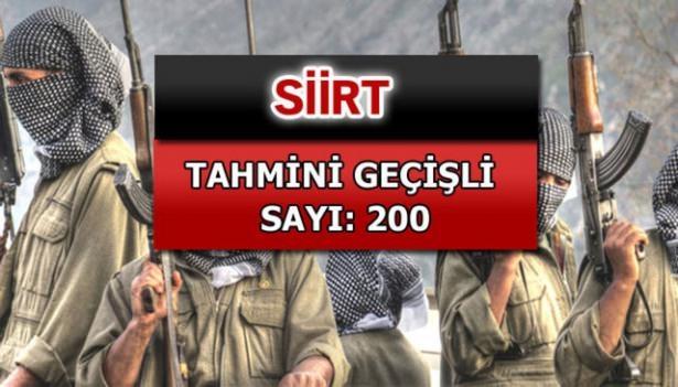 İşte PKK'lı hainlerin il il dağılımı 59