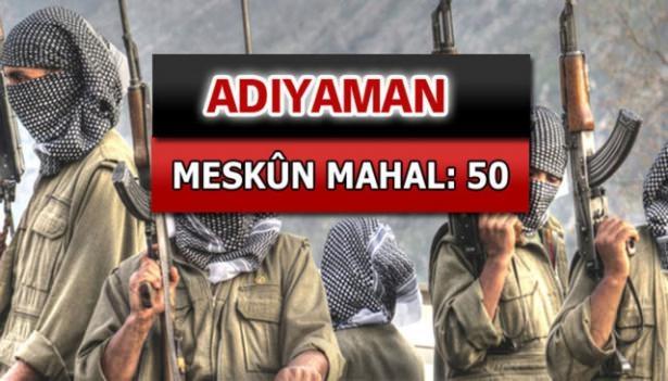 İşte PKK'lı hainlerin il il dağılımı 6
