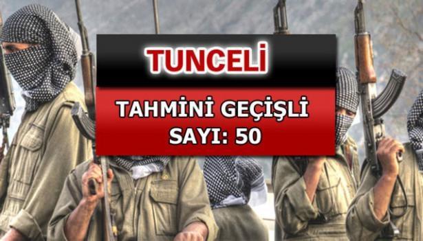 İşte PKK'lı hainlerin il il dağılımı 68