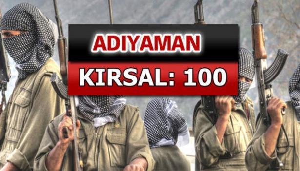 İşte PKK'lı hainlerin il il dağılımı 7