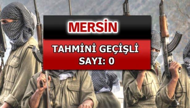 İşte PKK'lı hainlerin il il dağılımı 74