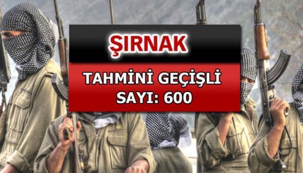İşte PKK'lı hainlerin il il dağılımı 77