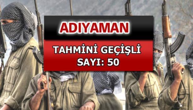 İşte PKK'lı hainlerin il il dağılımı 8