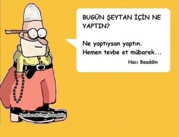 Yeni fenomen Hacı Baaddin! 1