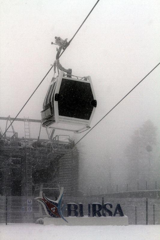 İşte yurttan kar manzaraları... 103