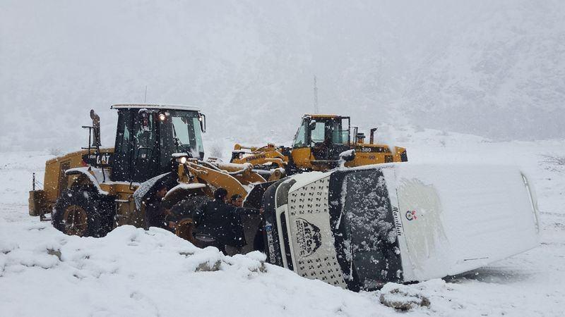 İşte yurttan kar manzaraları... 45