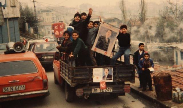 Cumhurbaşkanı Erdoğan'ın ilk kez göreceğiniz fotoğrafları 23