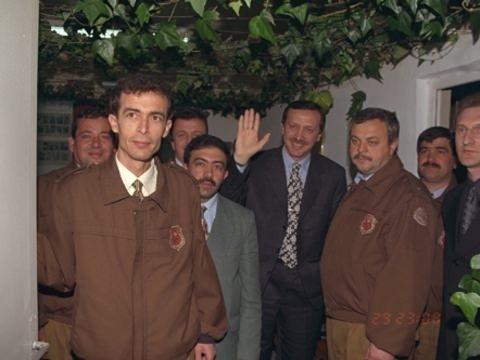 Cumhurbaşkanı Erdoğan'ın ilk kez göreceğiniz fotoğrafları 48