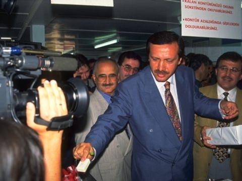 Cumhurbaşkanı Erdoğan'ın ilk kez göreceğiniz fotoğrafları 52