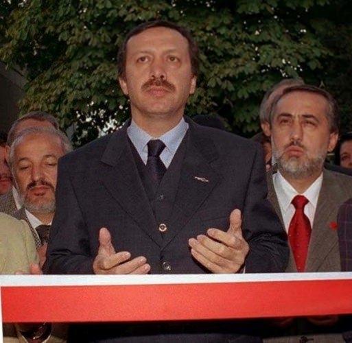 Cumhurbaşkanı Erdoğan'ın ilk kez göreceğiniz fotoğrafları 57