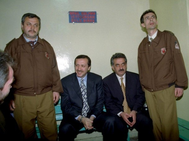 Cumhurbaşkanı Erdoğan'ın ilk kez göreceğiniz fotoğrafları 60
