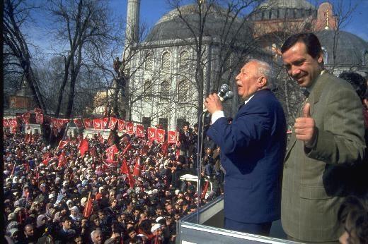 Cumhurbaşkanı Erdoğan'ın ilk kez göreceğiniz fotoğrafları 65