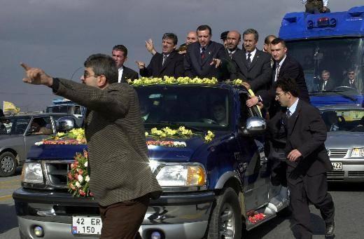 Cumhurbaşkanı Erdoğan'ın ilk kez göreceğiniz fotoğrafları 79