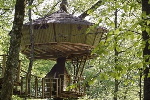 İşte dünyanın en tuhaf evleri 10
