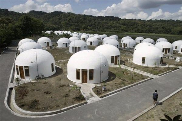 İşte dünyanın en tuhaf evleri 13