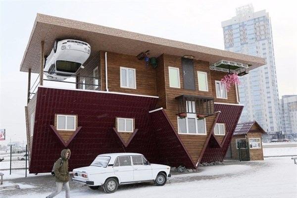 İşte dünyanın en tuhaf evleri 14