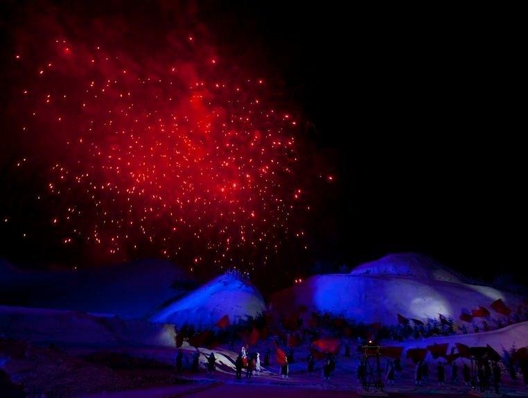 Çin'de Buz ve Kar Festivali 24