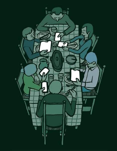 İnsanlık teknolojinin içinde böyle kayboluyor 1