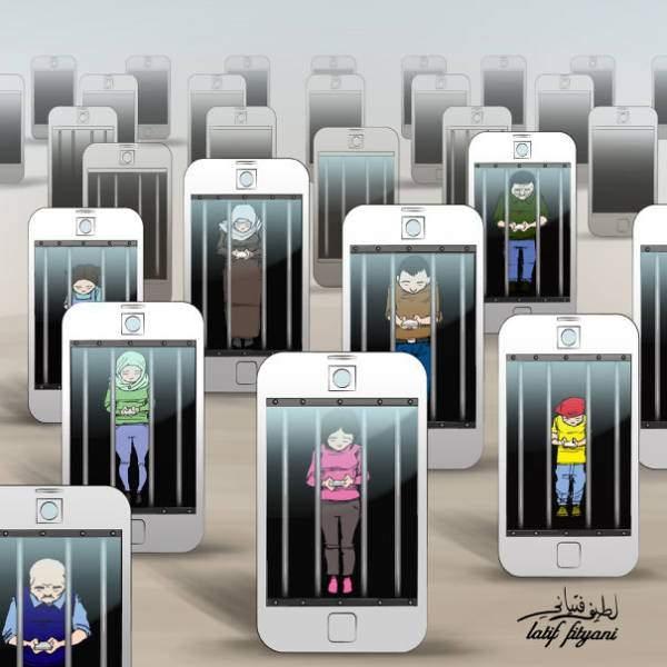 İnsanlık teknolojinin içinde böyle kayboluyor 4