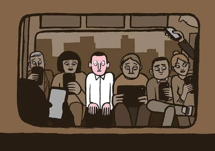 İnsanlık teknolojinin içinde böyle kayboluyor 5