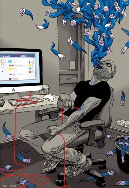 İnsanlık teknolojinin içinde böyle kayboluyor 8