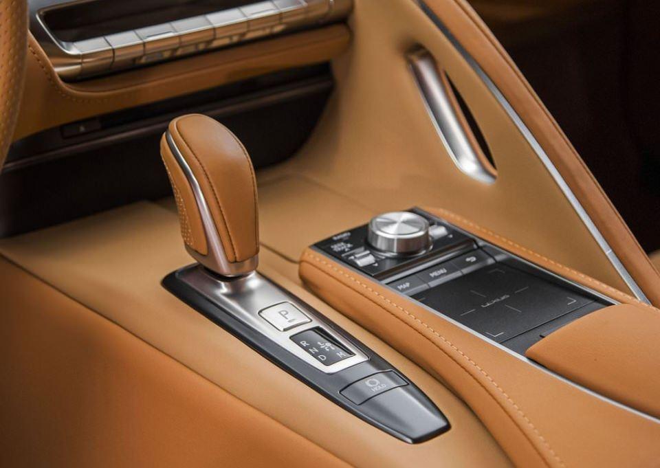 BMW 6'ya yeni rakip: Lexus LC 500 2017 63