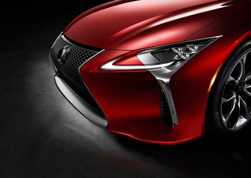 BMW 6'ya yeni rakip: Lexus LC 500 2017 69