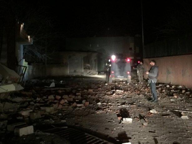 Diyarbakır'da 3 ayrı noktaya eş zamanlı saldırı 2